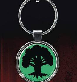Ata Boy Magic The Gathering Keychain: Tree Mana