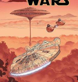 Marvel Comics Star Wars #9 Sprouse Empire Strikes Back Var