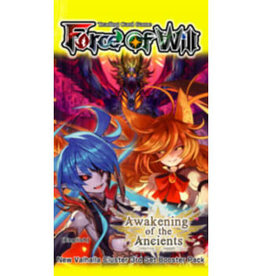 Force of Will Force of Will CCG: Awakening of the Ancients Booster Pack