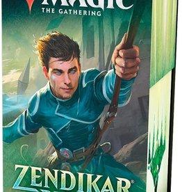 Wizards of the Coast Magic The Gathering: Zendikar Rising Pre-Release Kit