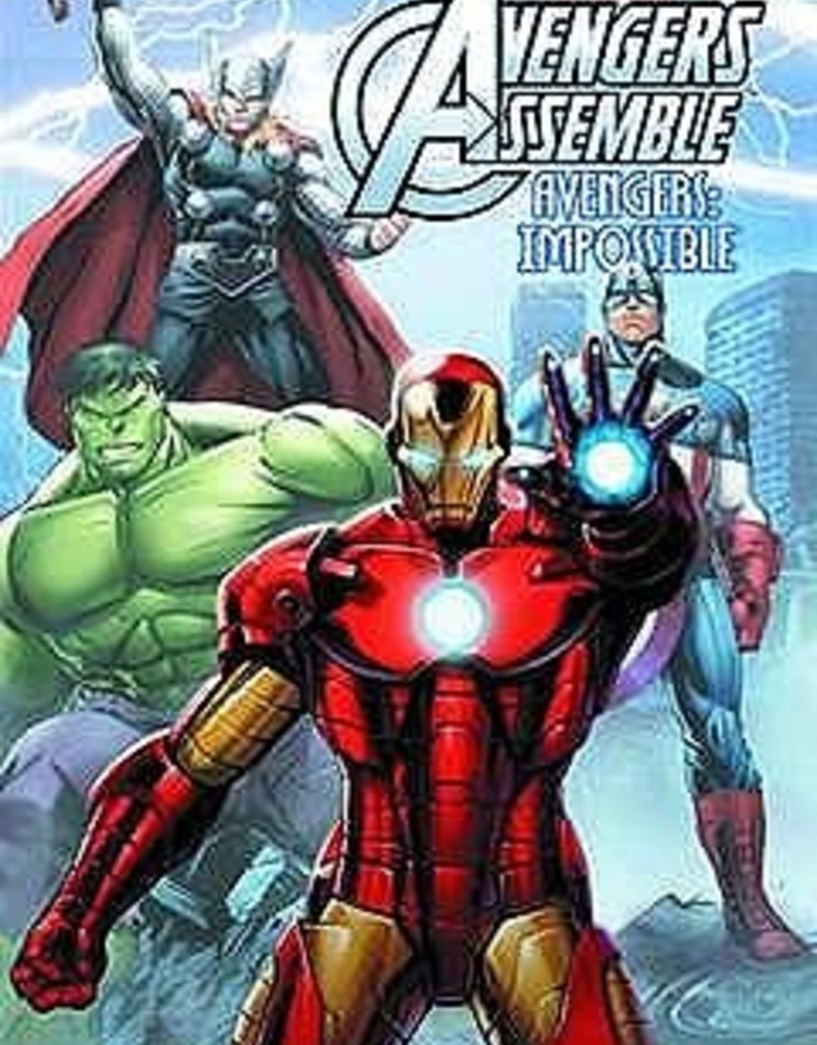 IDW Publishing Avengers Micro Comic Fun Pack