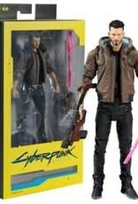 McFarlane Toys Cyberpunk 2077 Wv1 7in AF Asst V