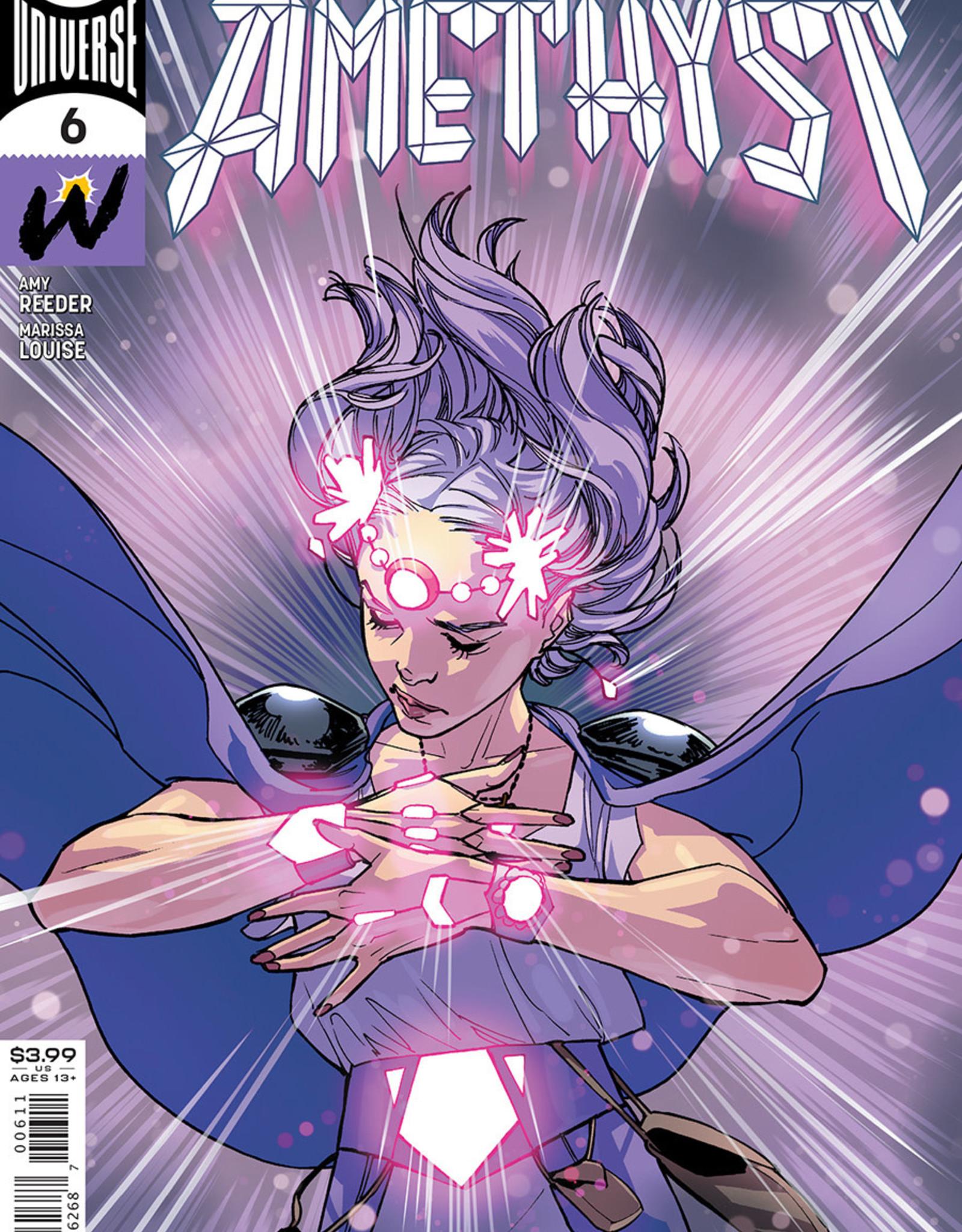 DC Comics Amethyst #6
