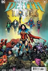 DC Comics Dark Nights Death Metal #6 Cvr A Greg Capullo Foil Embossed