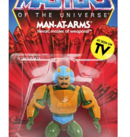 Super 7 MOTU 5.5in Vintage Wave 2 Man-at-arms Action Figure