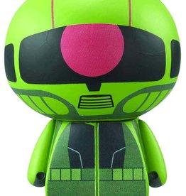 Bandai Rubiks Charaction Cube Ms Gundam Ms-06 Zaku II