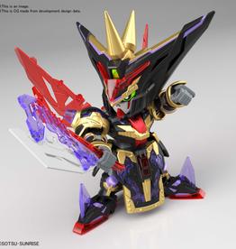 Bandai Sangoku Soketsuden 26 Dian Wei Master Gundam Sd Mdl Kit