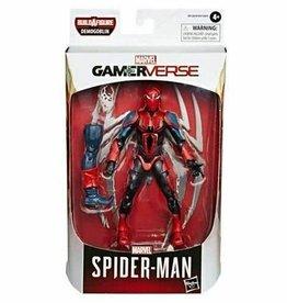 Hasbro Spider-man Legends Spider Man Spider Armor Mk Iii AF
