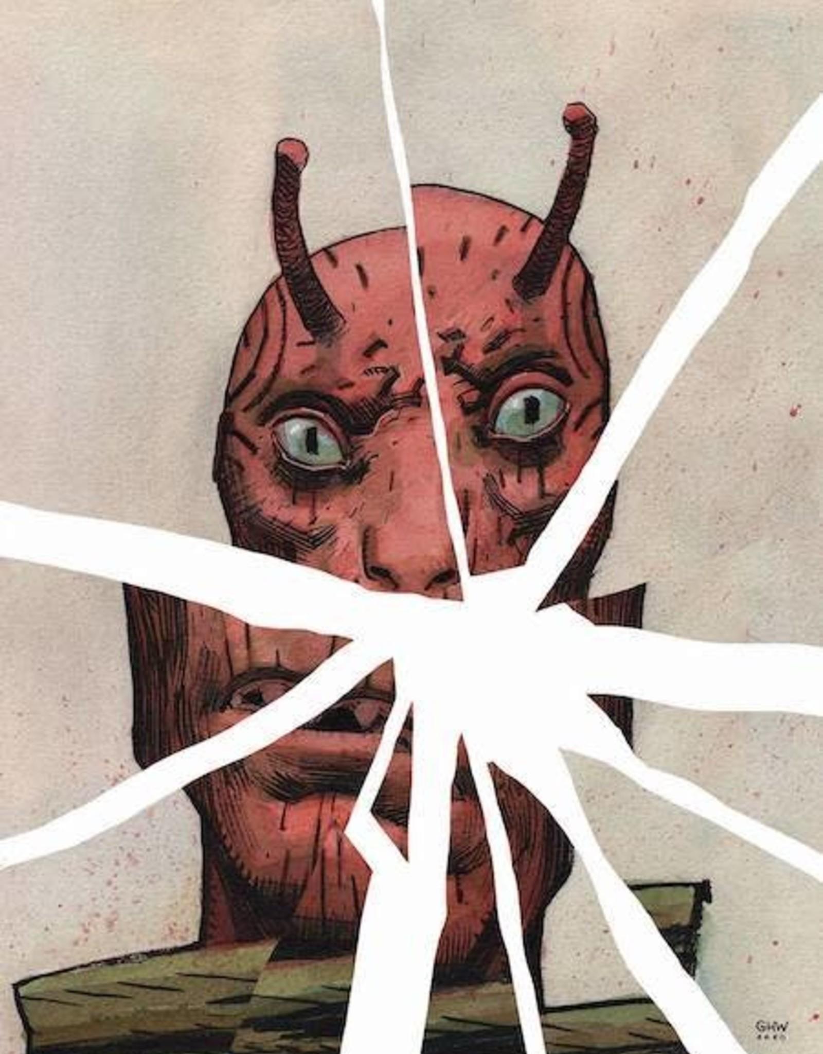 Dark Horse Comics Barbalien Red Planet #2 Cvr A Walta