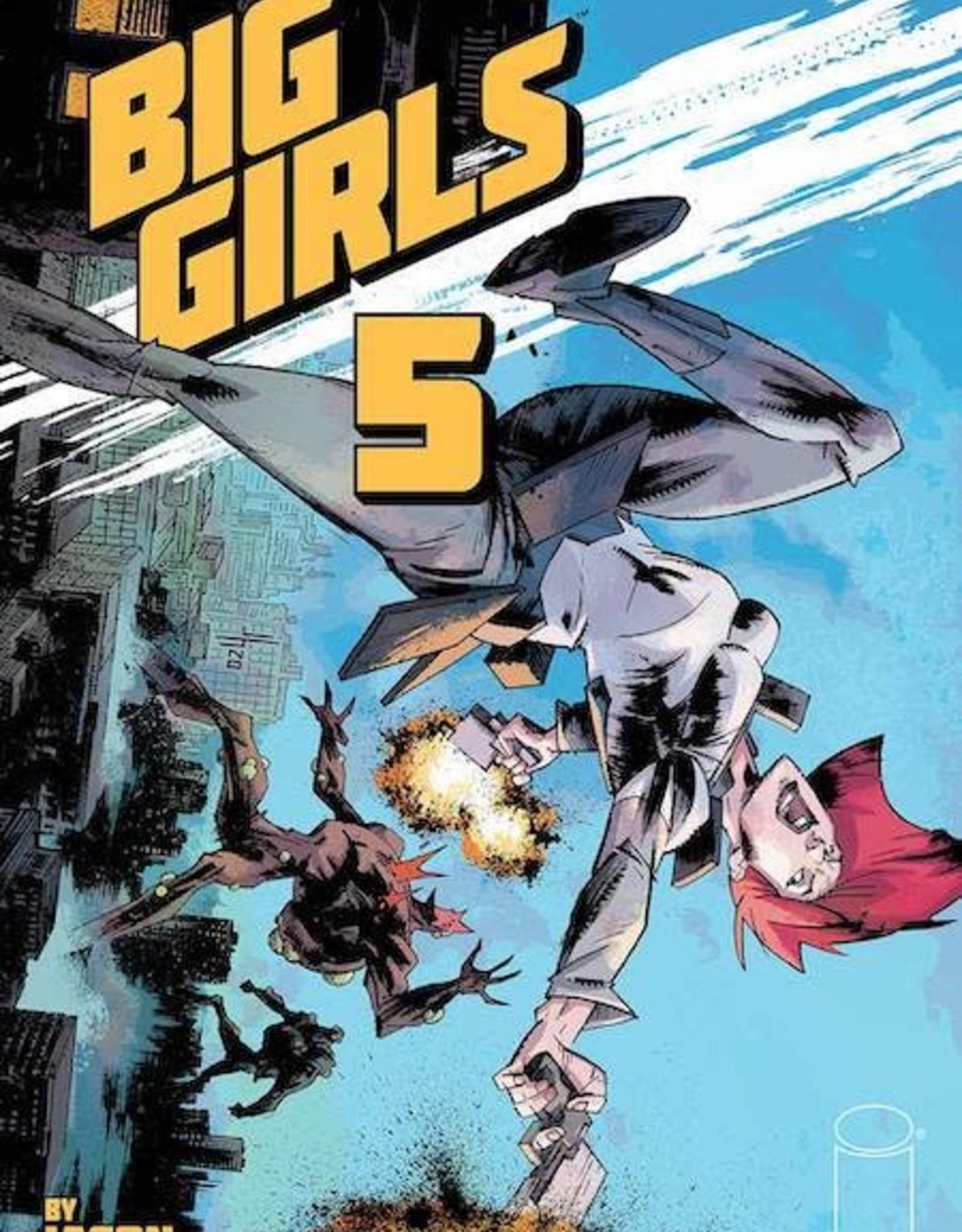 Image Comics Big Girls #5