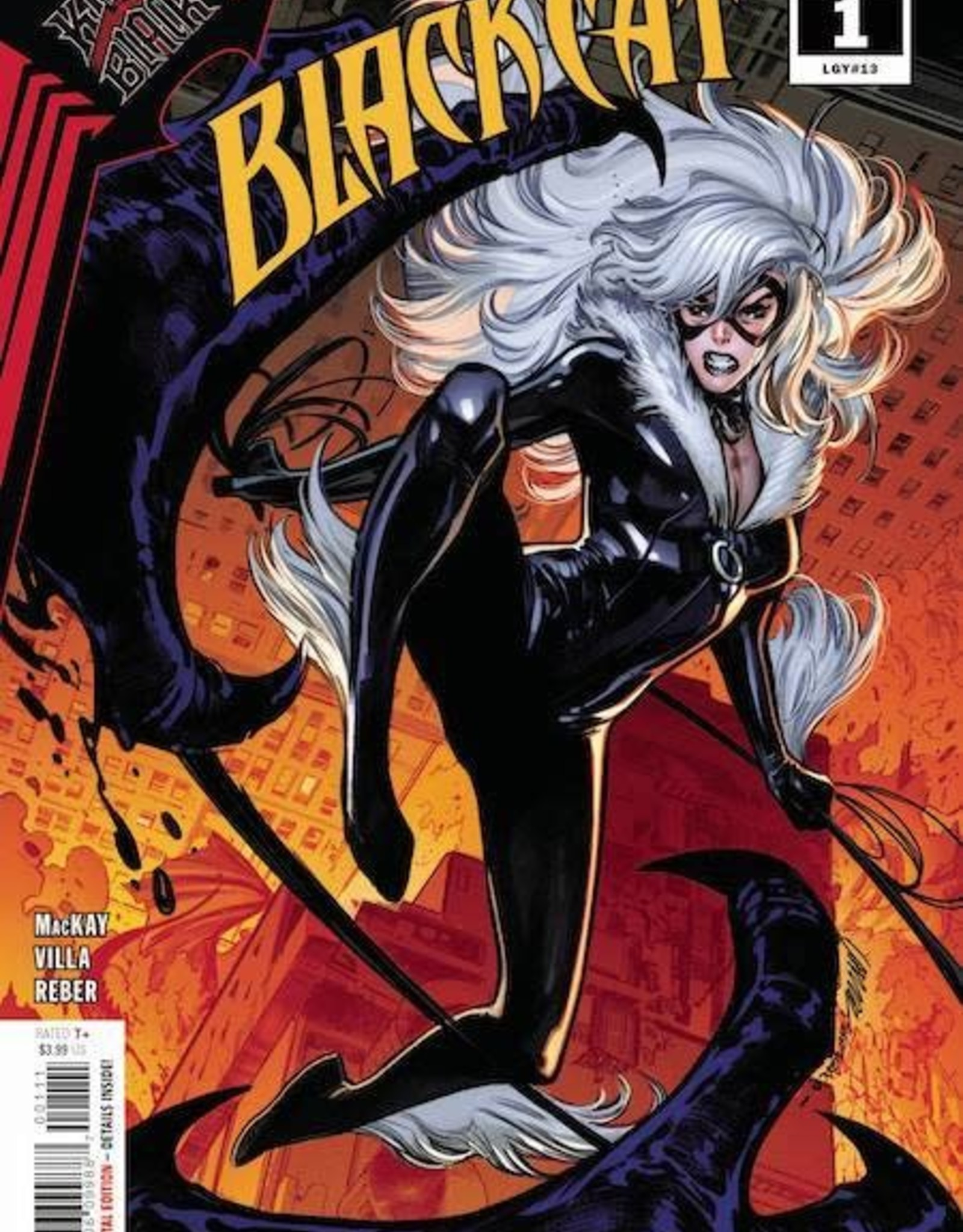 Marvel Comics Black Cat #1 KIB
