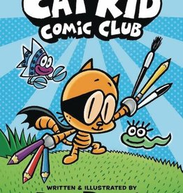 Graphix Cat Kid Comic Club Vol 01 YR GN