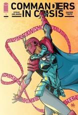 Image Comics Commanders In Crisis #3 Cvr B Hamner