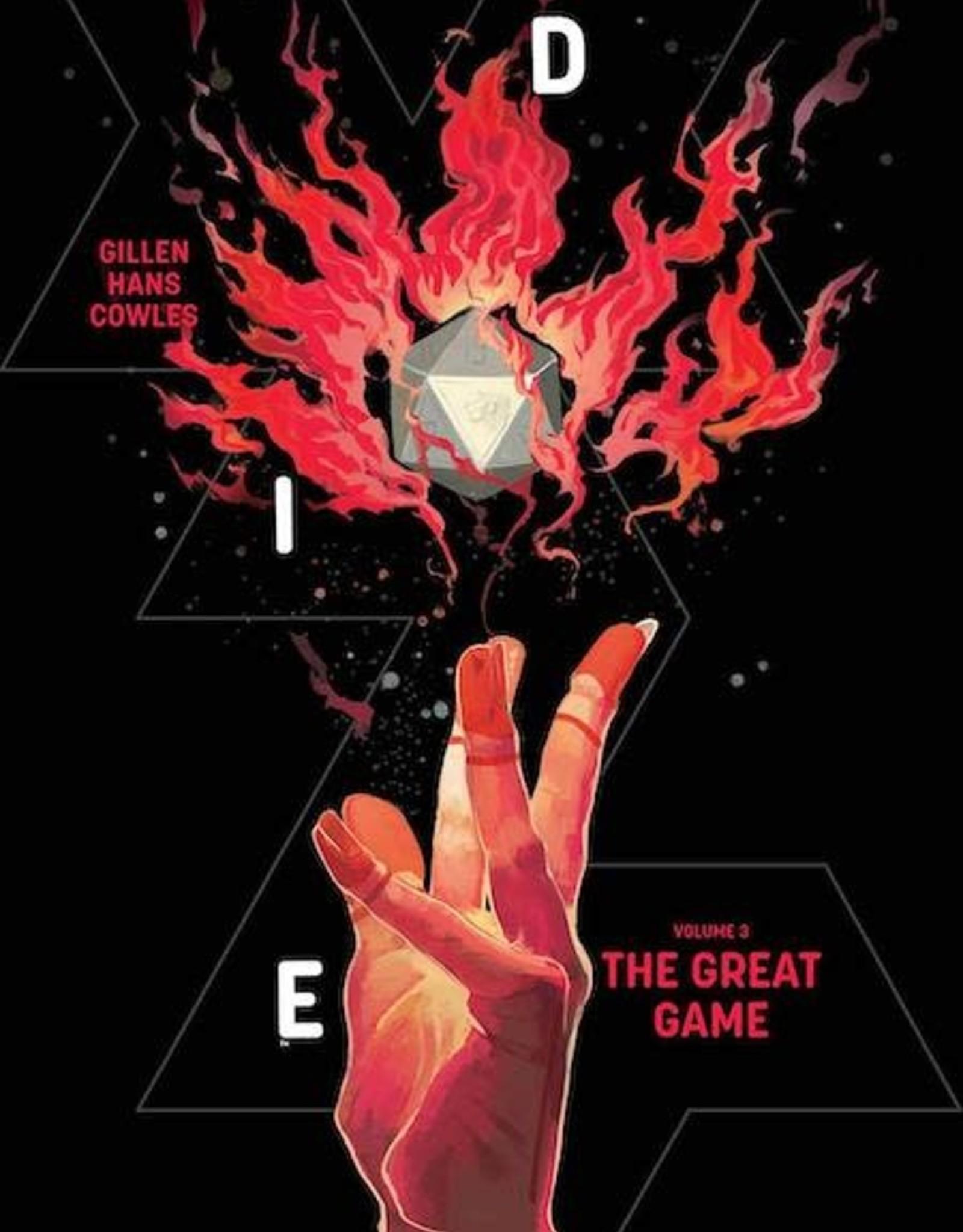 Image Comics Die TP Vol 03 Great Game