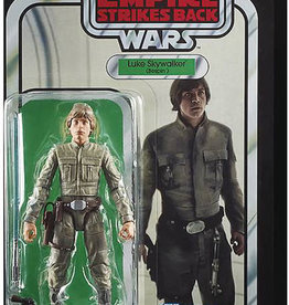 Hasbro Star Wars Black E5 40th Ann 6in Action Figure: Luke Skywalker (Bespin)