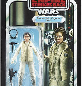 Hasbro Star Wars Black E5 40th Ann 6in Action Figure: Princess Leia Organa (Hoth)