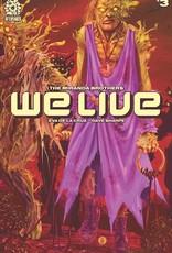 AfterShock Comics We Live #3