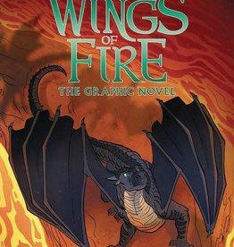 Graphix Wings Of Fire Sc Gn Vol 04 Dark Secret