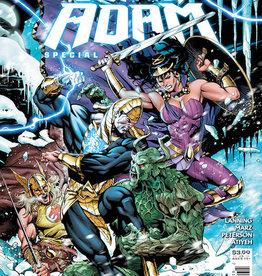 DC Comics Black Adam Endless Winter Special #1 (One Shot) Cvr A Dale Eaglesham (Endless Winter)