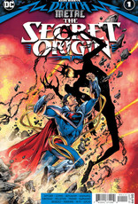 DC Comics Dark Nights Death Metal The Secret Origin #1 (One Shot) Cvr A Ivan Reis & Joe Prado