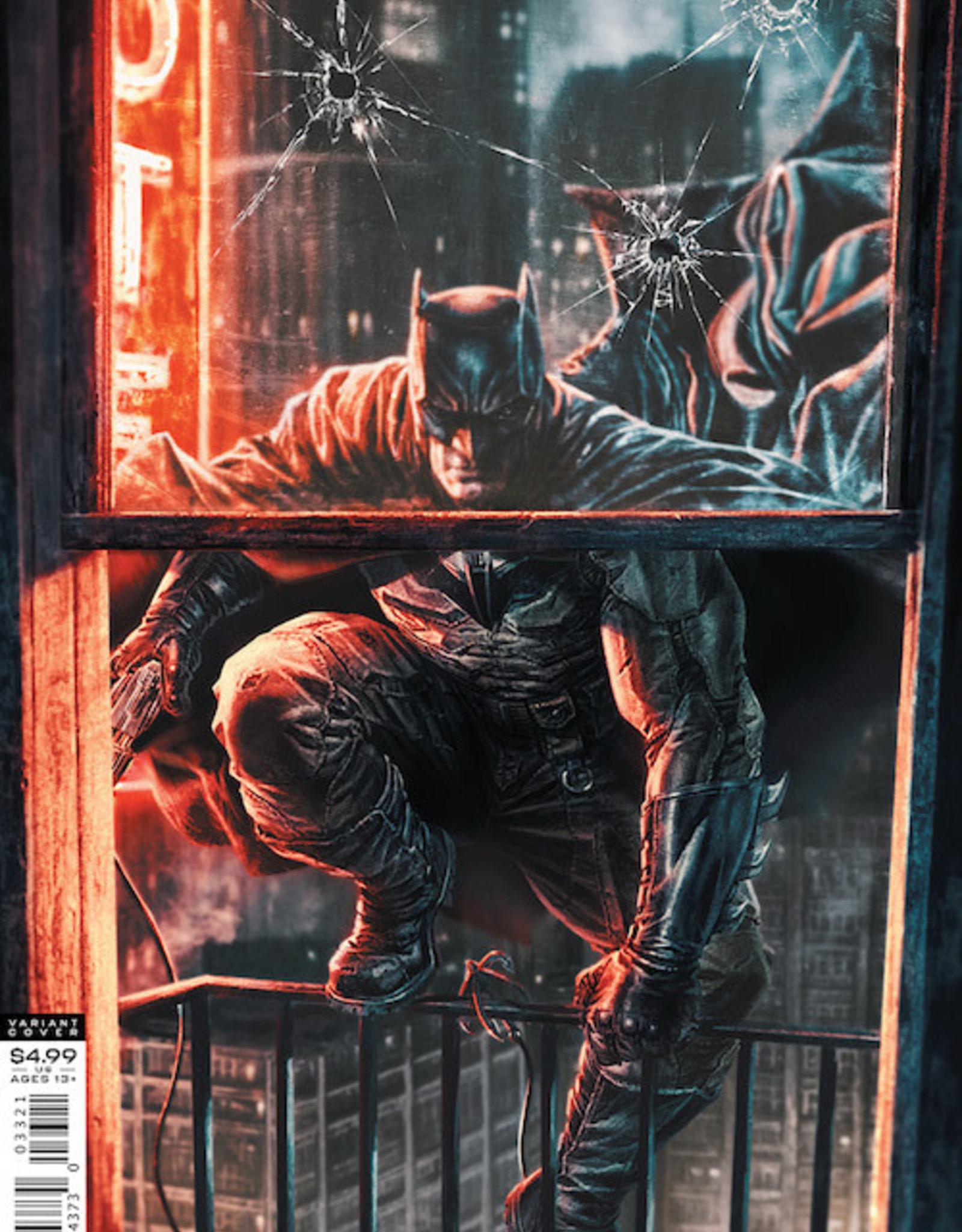DC Comics Detective Comics #1033 Cvr B Lee Bermejo Card Stock Var