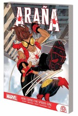 Marvel Comics Arana Here Comes The Spider-Girl GN-TP