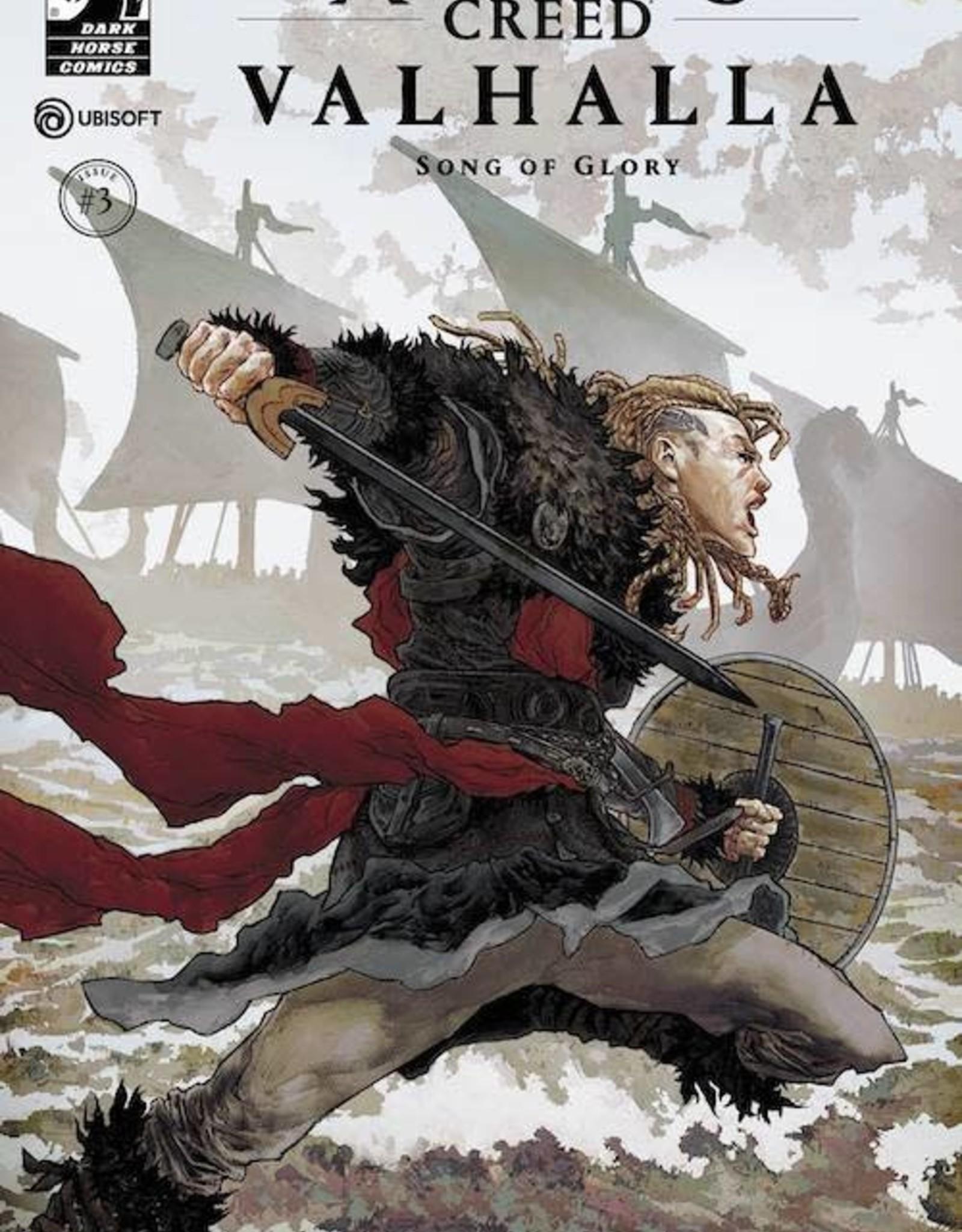 Dark Horse Comics Assassins Creed Valhalla Song Of Glory #3