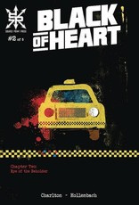 Source Point Press Black Of Heart #2