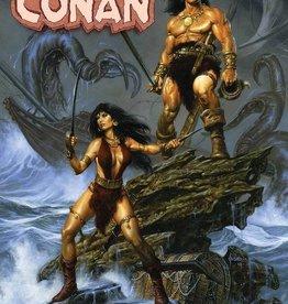 Marvel Comics King-Size Conan #1 Jusko Var