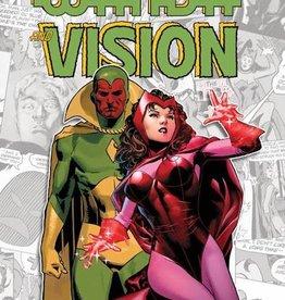 Marvel Comics Marvel-Verse GN-TP Wanda & Vision