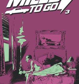 AfterShock Comics Miles To Go #3