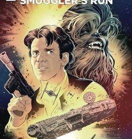IDW Publishing Star Wars Adventures Smugglers Run #1