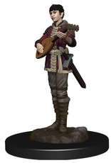 Wizkids Dungeons And Dragons: Icons Of The Realm Premium Figure (wave 4): Half-elf Bard