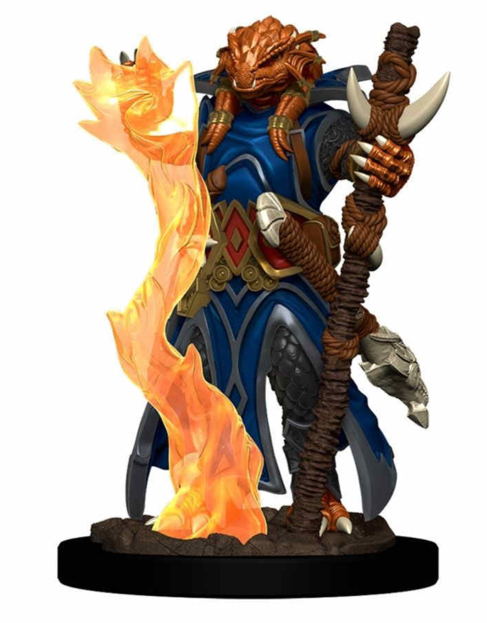 Wizkids Dungeons And Dragons: Icons Of The Realm Premium Figure (wave 4): Dragonborn Sorrocer