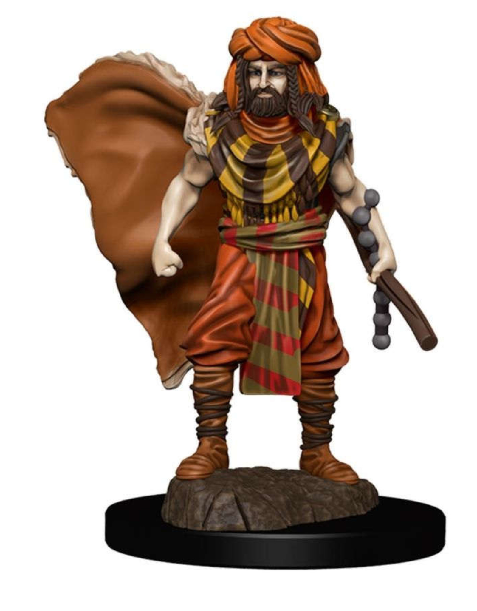 Wizkids Dungeons And Dragons: Icons Of The Realm Premium Figure (wave 4): M-Human Druid