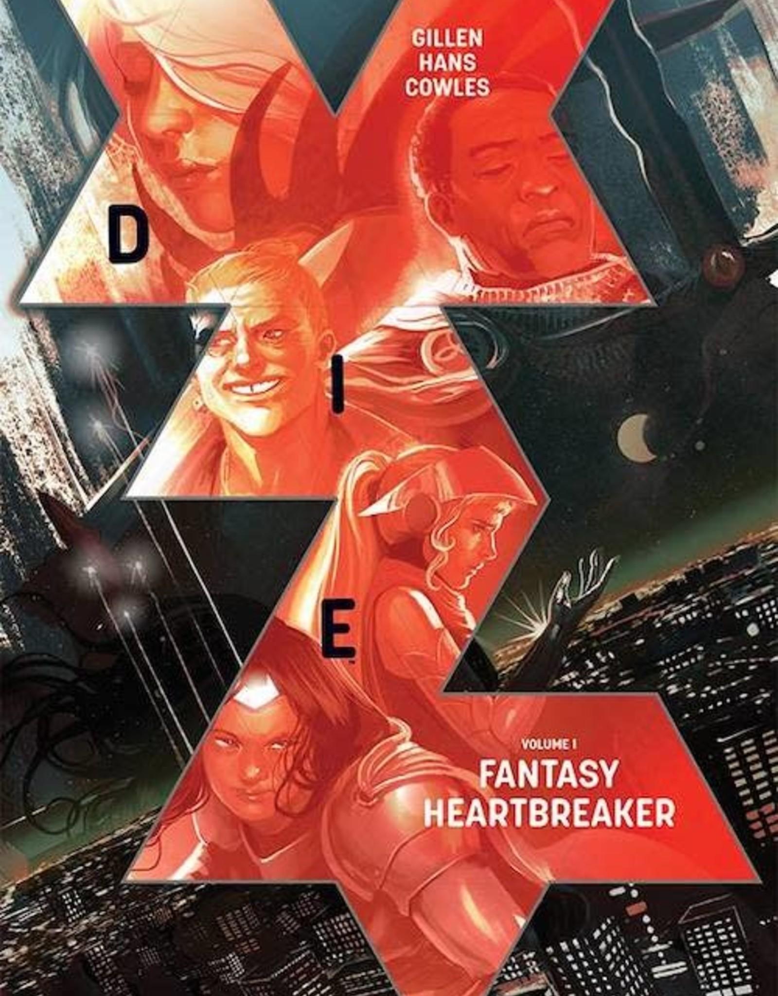 Image Comics Die Vol 01 Fantasy Heartbreaker