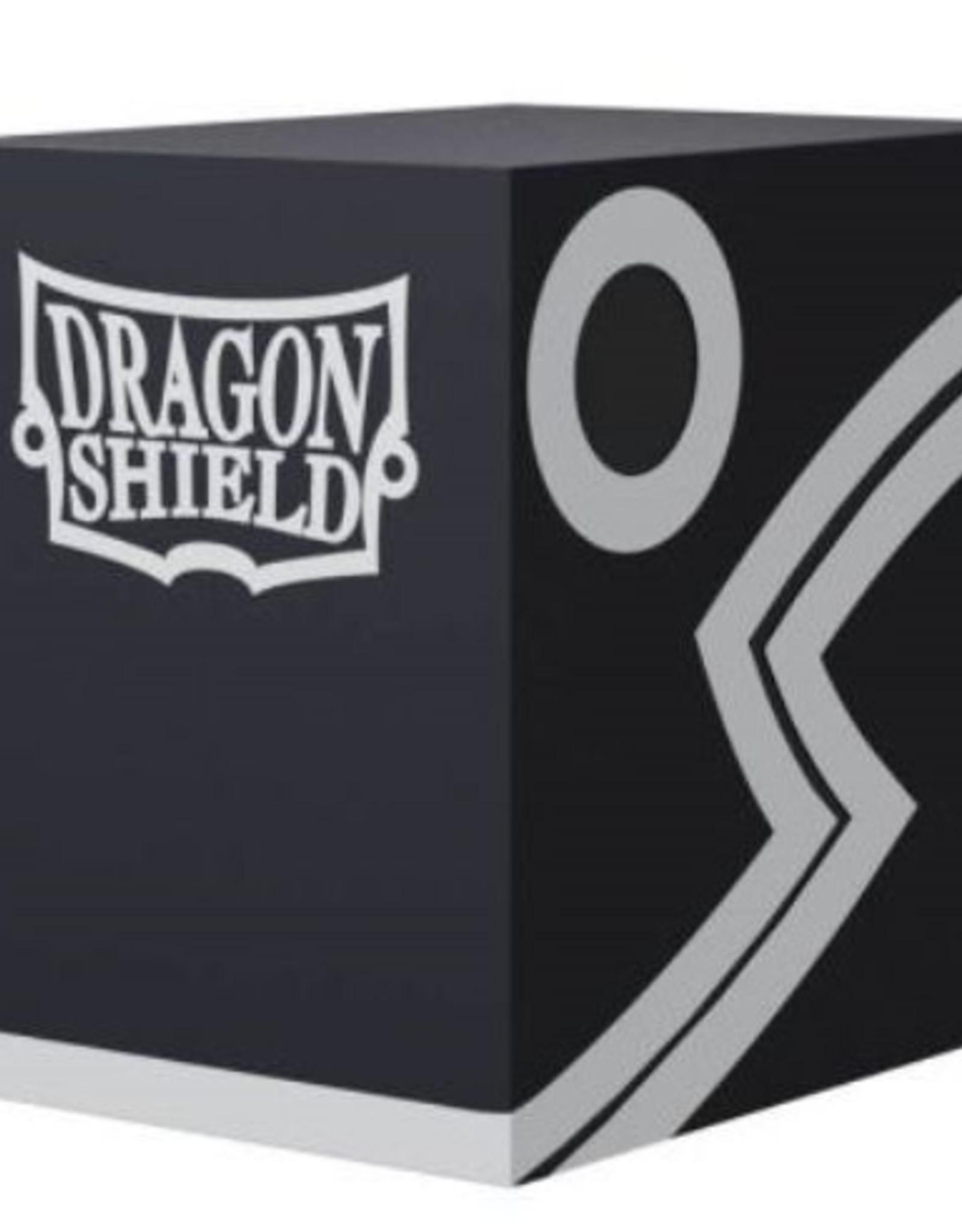 Arcane Tinmen Dragon Shield: Double Shell: Black-Black
