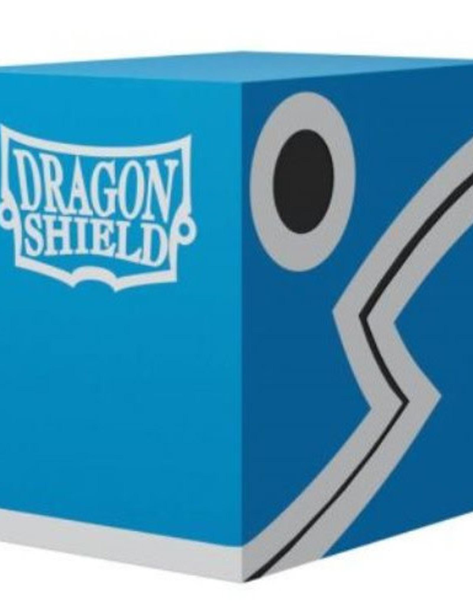 Arcane Tinmen Dragon Shield: Double Shell: Blue-Black