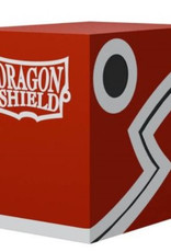 Arcane Tinmen Dragon Shield: Double Shell:  Red-Black