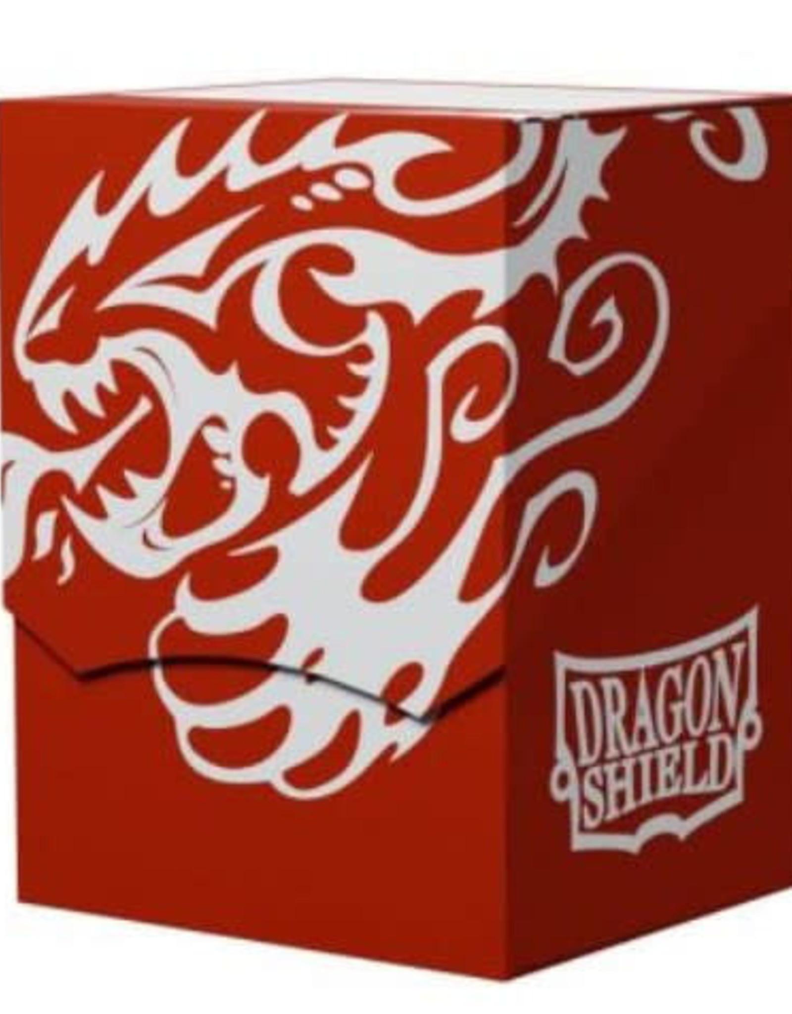 Arcane Tinmen Dragon Shield: Deck Shell:  Red-Black