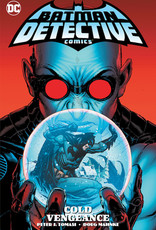 DC Comics Batman Detective Comics Vol 04 Cold Vengeance