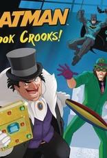 Random House Books Young Reade DC Super Heroes Batman Book Crooks Pictureback