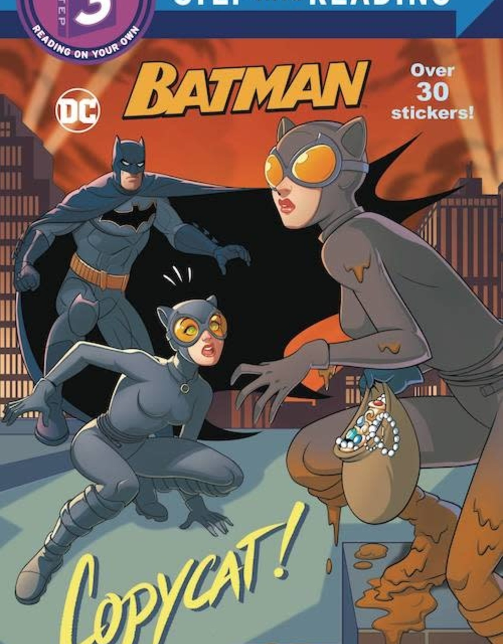 Random House Books Young Reader DC Super Heroes - Batman: Copycat YR GN
