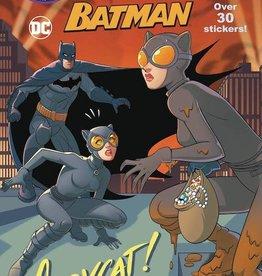 Random House Books Young Reader DC Super Heroes Batman Copycat Yr