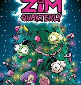 Oni Press Invader Zim Quarterly Holiday Special #1 Cvr B Wucinich
