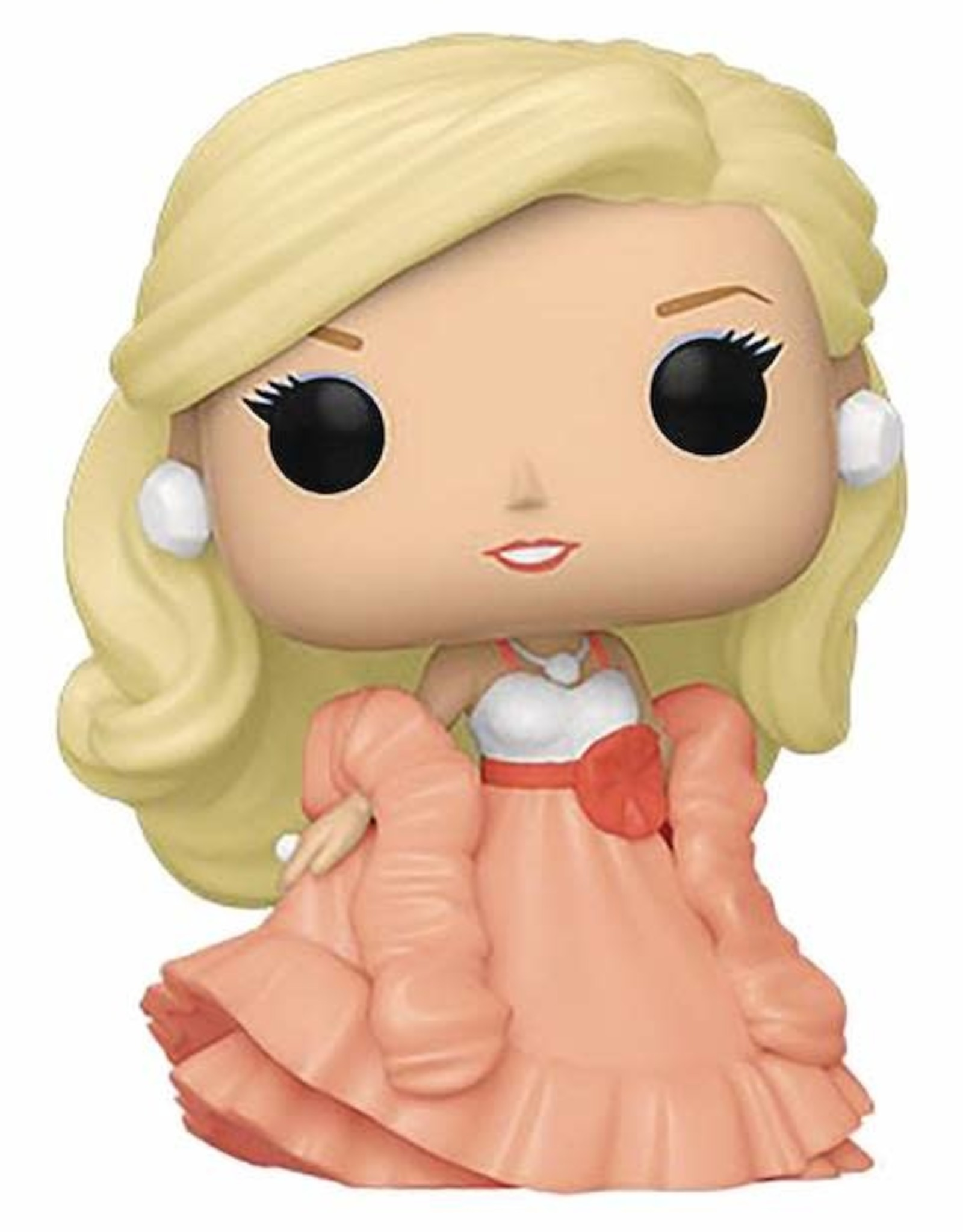 Funko Pop Barbie Peaches N Cream Barbie Vinyl Fig