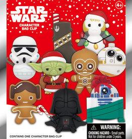 Monogram Products Star Wars Christmas 3D Foam Bag Clip