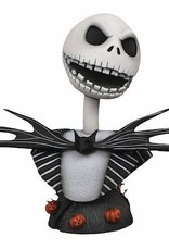 Diamond Select Toys Legends In 3D Movie Nbx Jack Skellington 1/2 Scale Bust