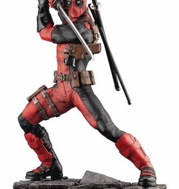 Kotobukiya Marvel Deadpool Maximum Fine Art Statue