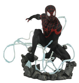 Diamond Select Toys Marvel Premier Collection Miles Morales Statue